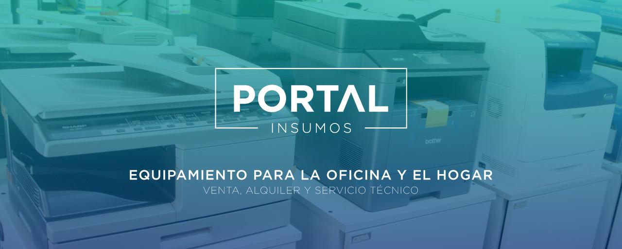 Portal Insumos | Fotocopiadoras, Impresoras y Multifunción